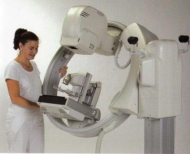 乳房X光攝影