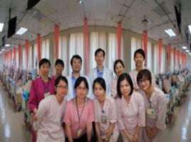 洗腎中心照護團隊
