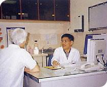 泌尿科看診照片