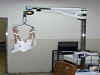 頸椎牽引機照片