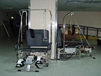 多功能運動椅